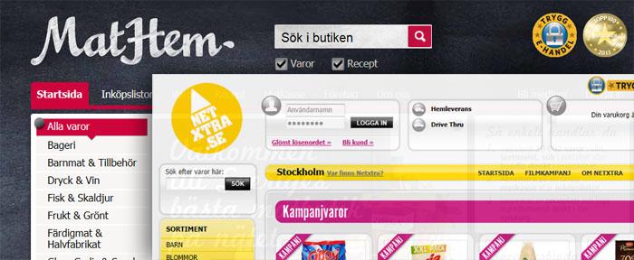 MatHem köper upp Axfoods E-handelskoncept