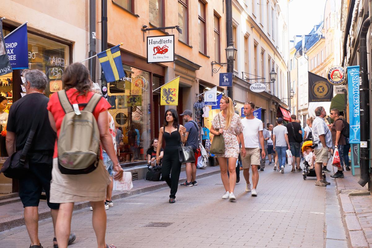 Värmeslag i modehandeln - tapp för både kläder och skor