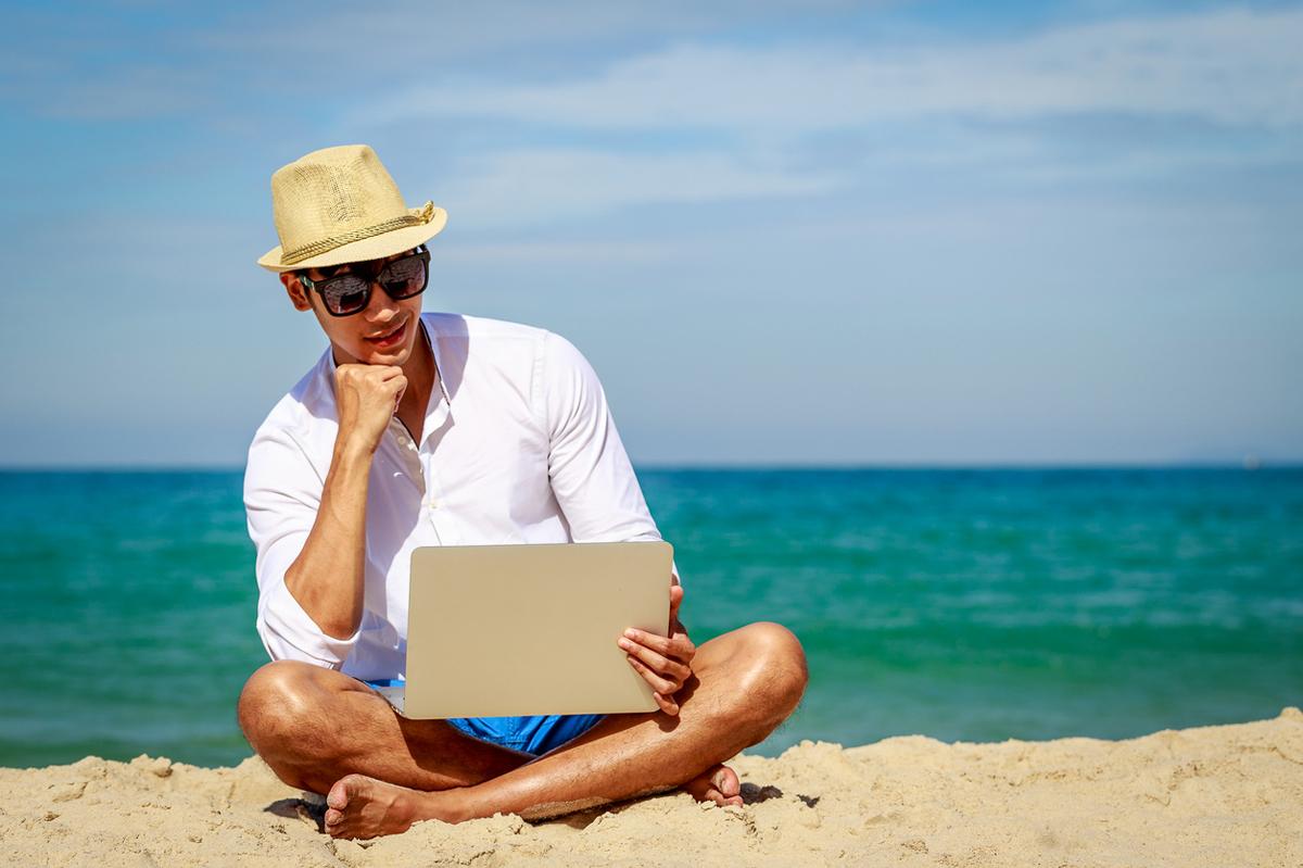 Svag sommar i e-handeln när kunderna övergav datorn