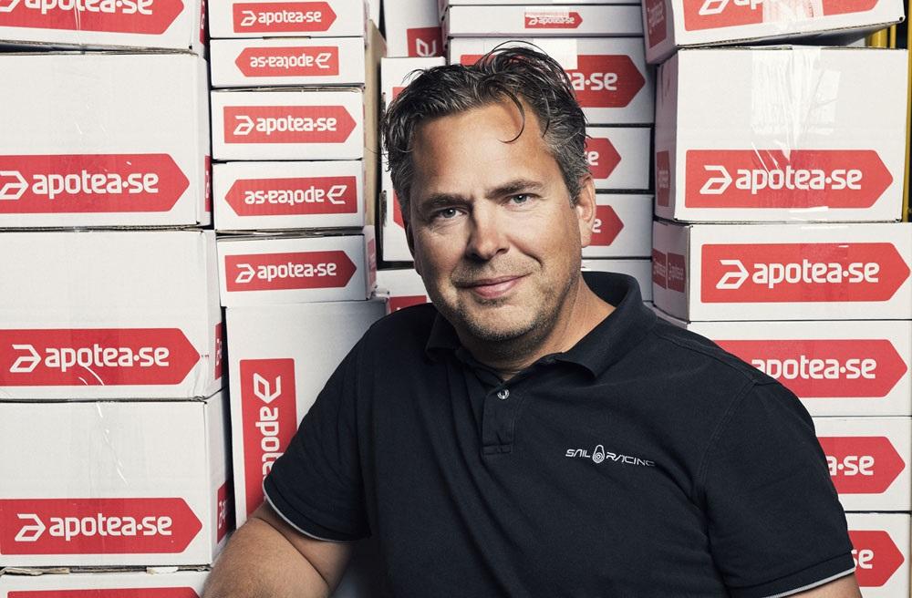 Pär Svärdson avslöjar: Pengarna går till Googles tjänster