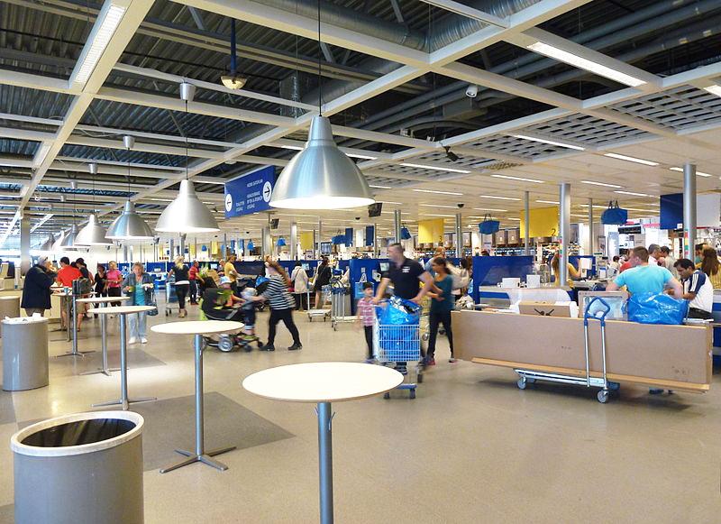 54 IKEA-anställda lämnar efter e-handelsanpassningen