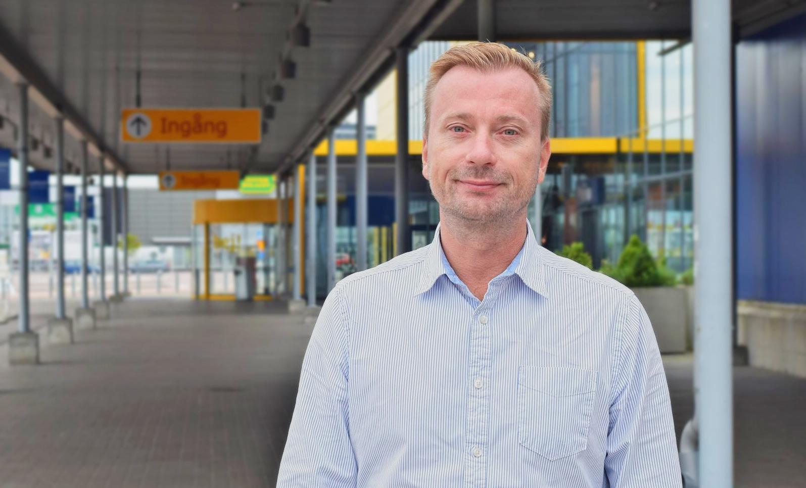 IKEA-chefen om jättens omställning till e-handel
