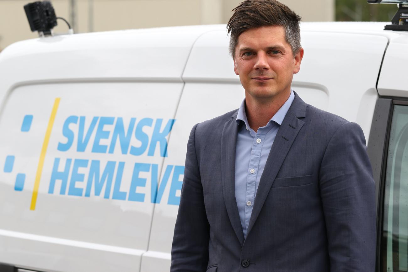 Svensk Hemleverans får ny VD