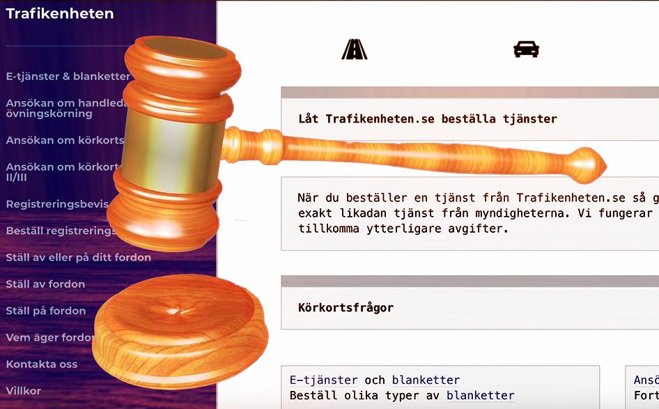 E-handelsbedragare får böta 400 000 kronor