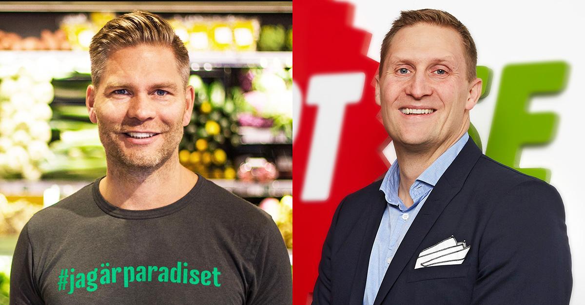 E-handlarna slog sig ihop - kan vinna livsmedelspris