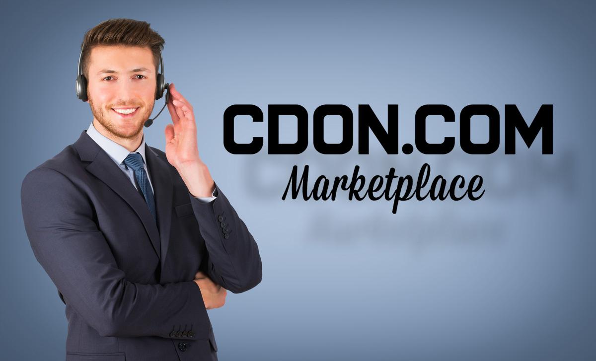 CDON skakar om kundtjänsten - ger makten till e-handlarna
