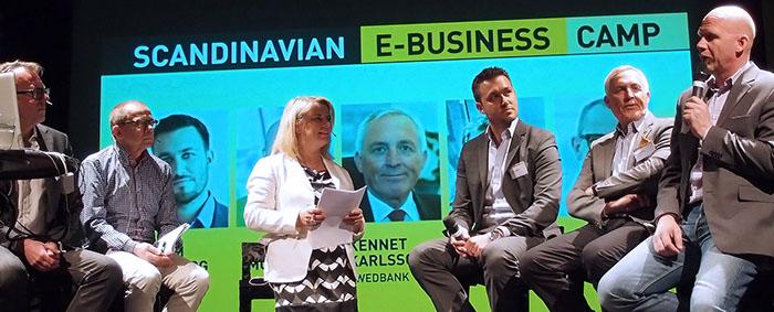 Scandinavian e-Business Camp höjer ribban