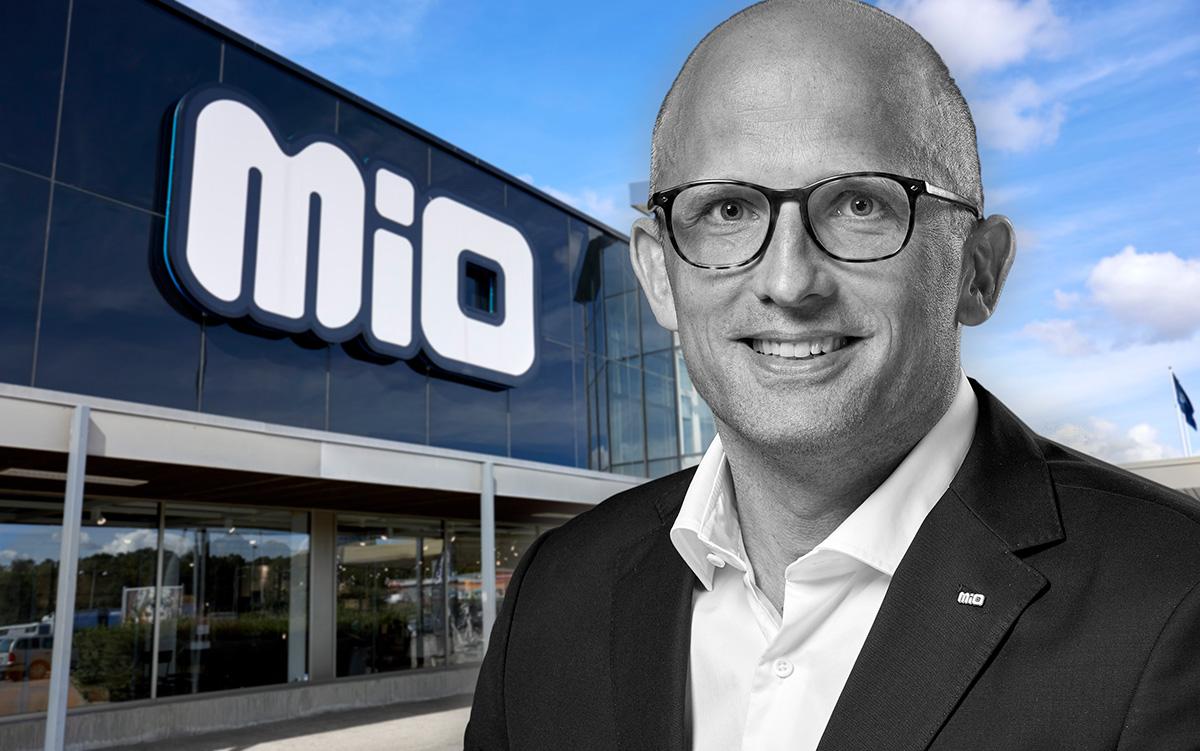 Mios e-handel växte med 45% och butikerna med 8%