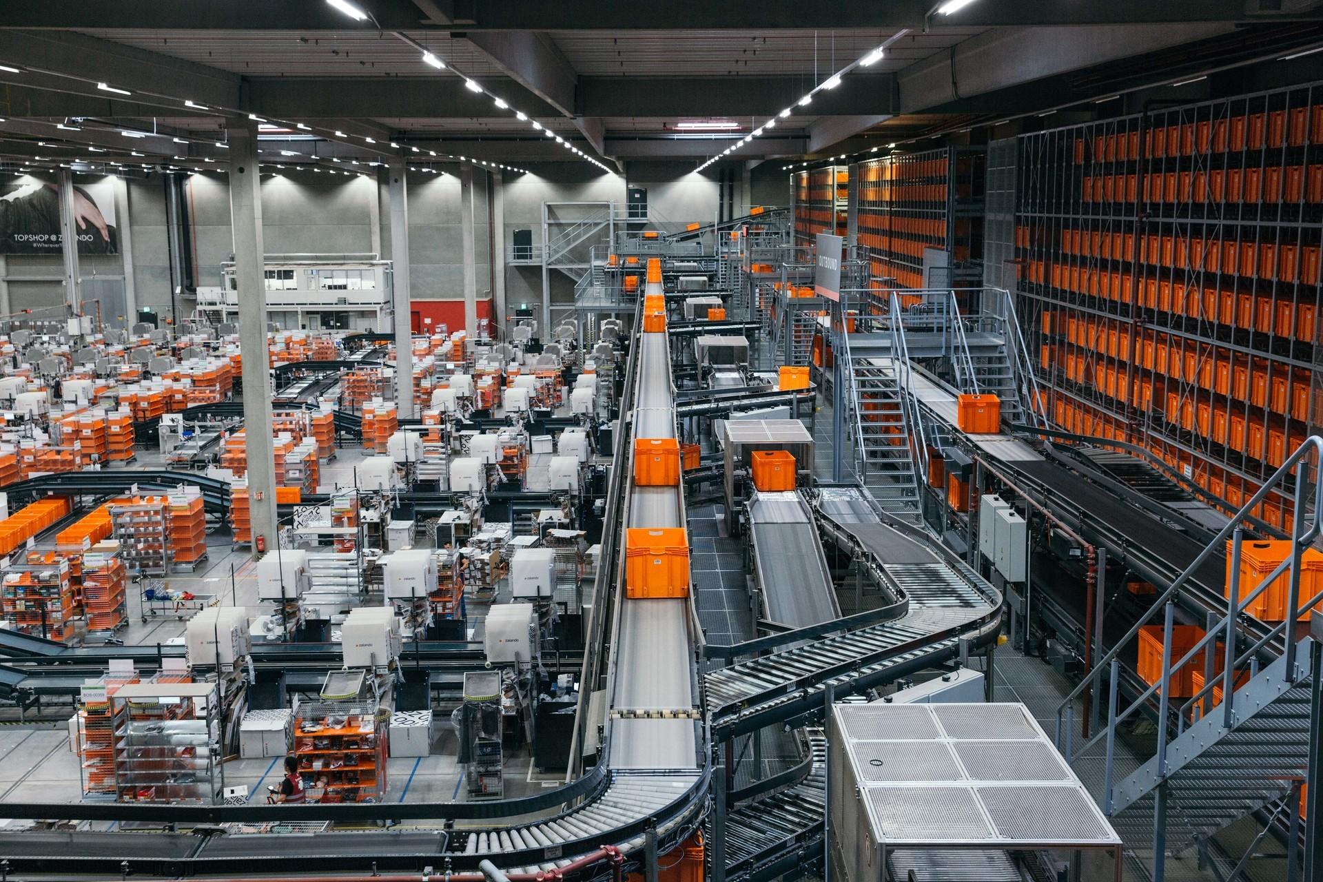 PostNord ingår ett treårigt logistikavtal med Zalando