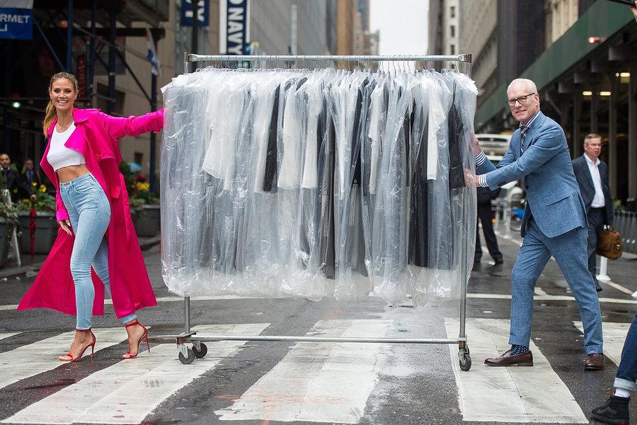 Heidi Klum ska skapa Amazon-show med e-handelstouch