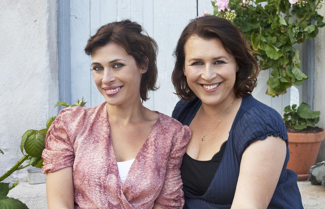 Hanna och Amanda gör om sin e-handel - lanseras på nytt