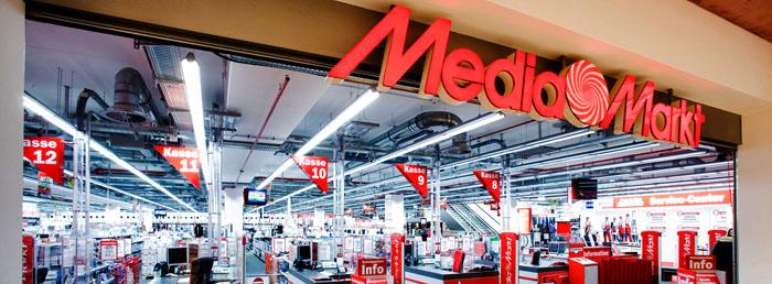 Media Markts kommande E-handel drivs av Schenker