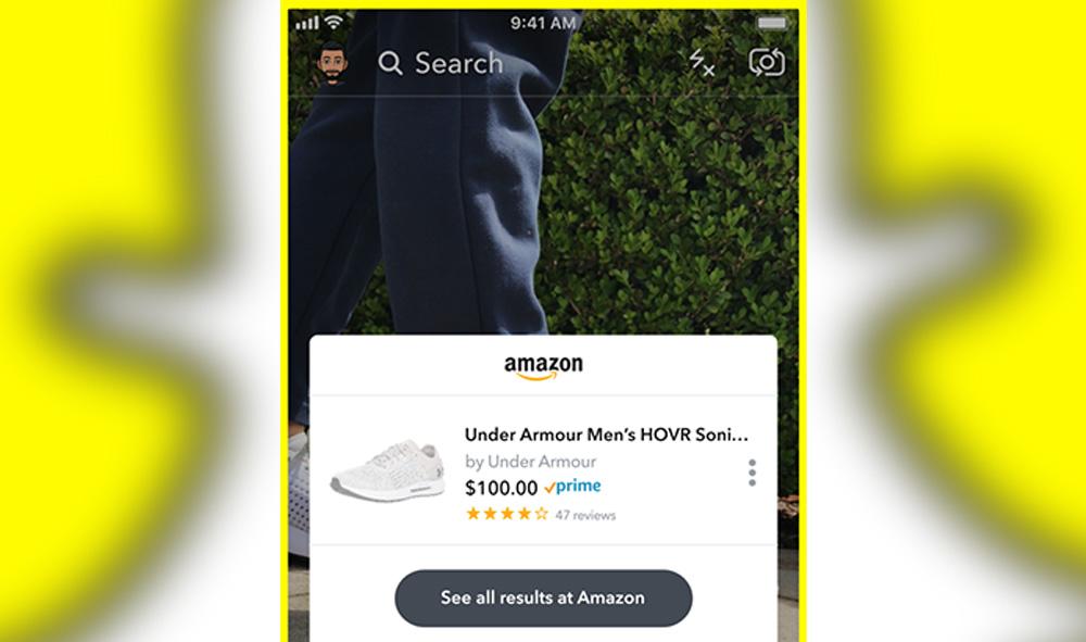 Snapchat bekräftar Amazon-ryktet