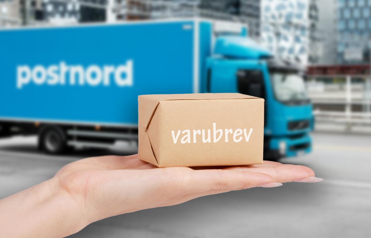 PostNord gör om varubreven igen - lanserar ny tjänst