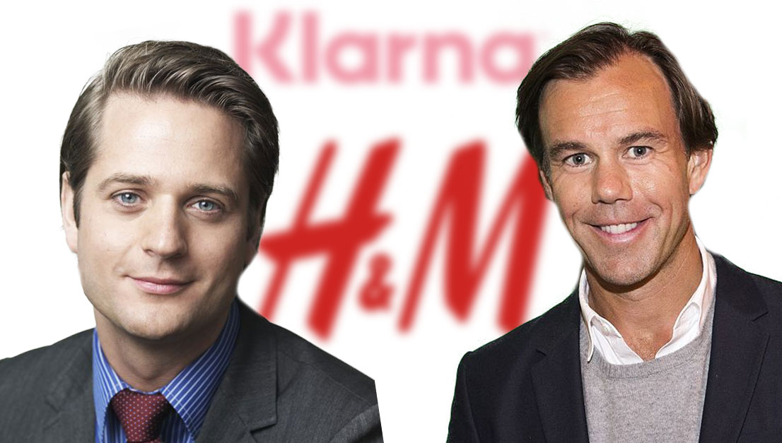 H&M i globalt partnerskap med Klarna - investerar 185 miljoner