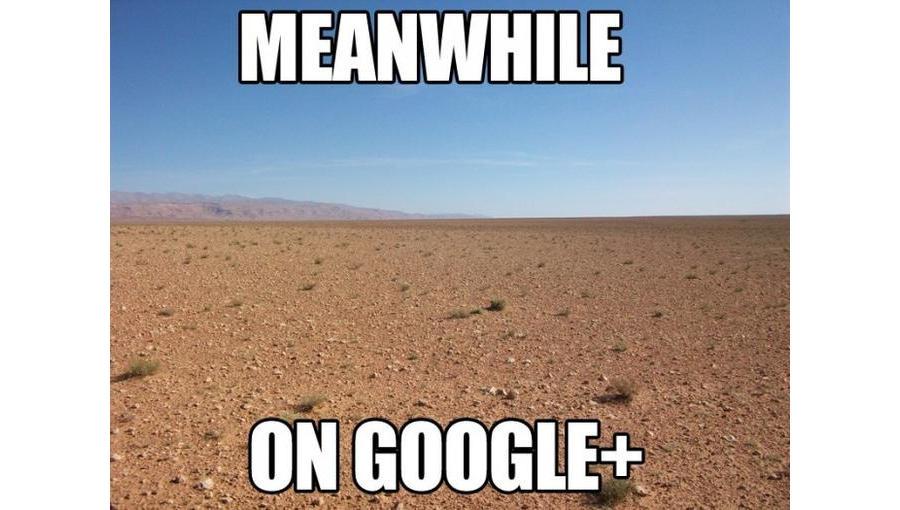 Googles sociala nätverk stängs ner - intresset nära obefintligt