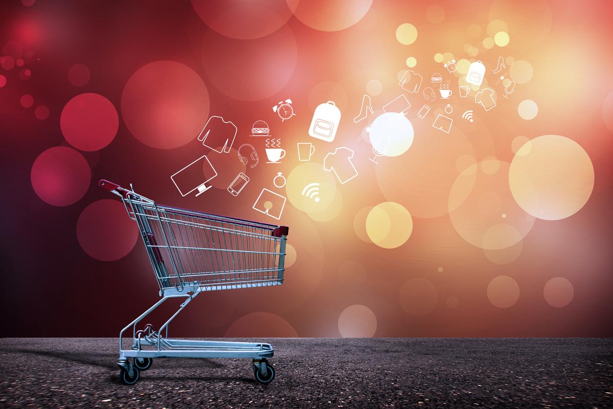 E-handlarna är supertaggade inför shoppingfesten