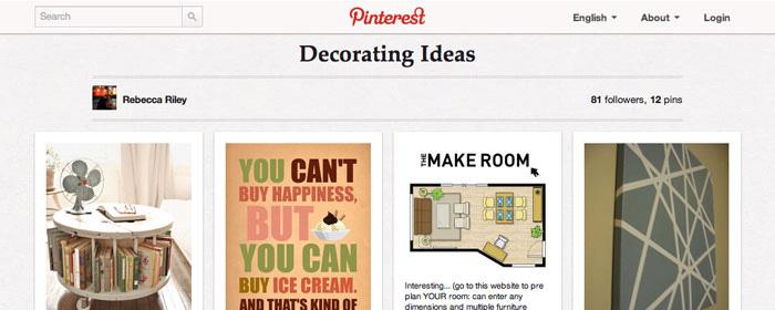 Pinterest ser ut att bli nästa stora superstjärna