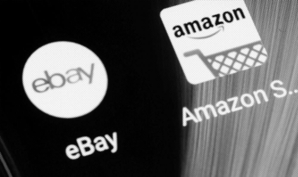 Ebay stämmer Amazon efter att de stulit e-handlare