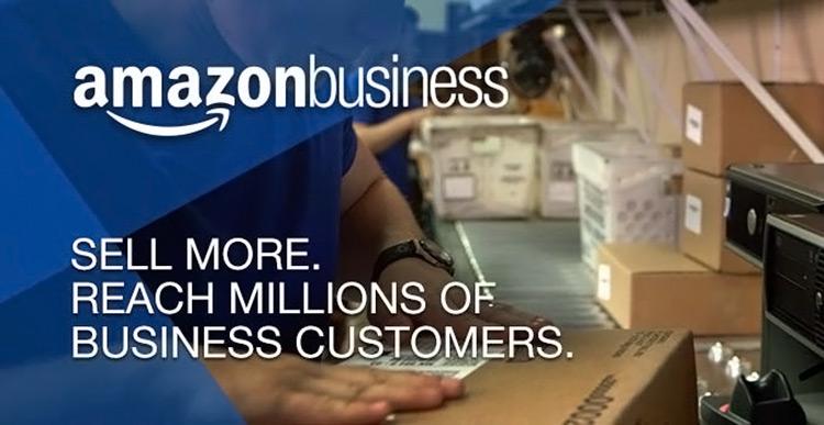 Amazons e-handel för företag öppnar filial i Sverige