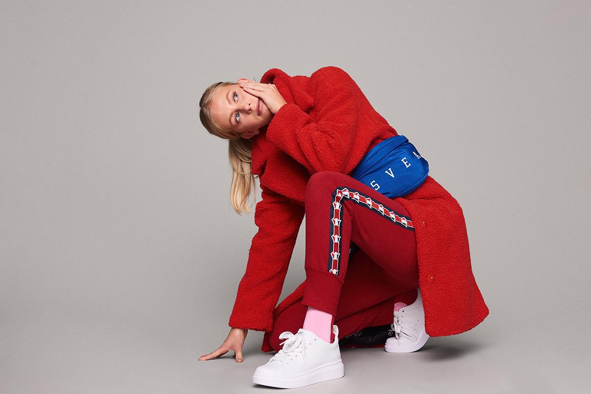 Modemärket Svea öppnar en speciell fysisk e-handelsbutik