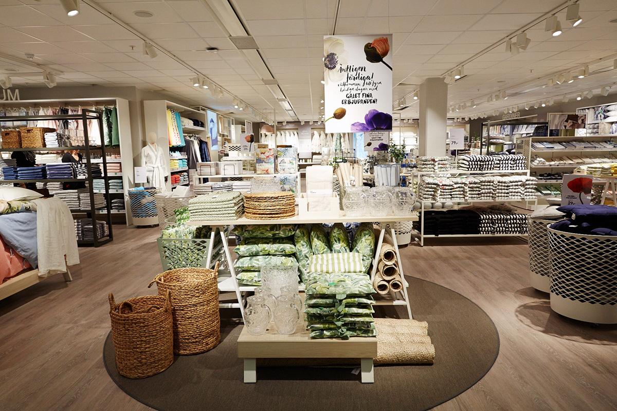 Hemtex stängde 8 butiker - ökade e-handeln med 47%