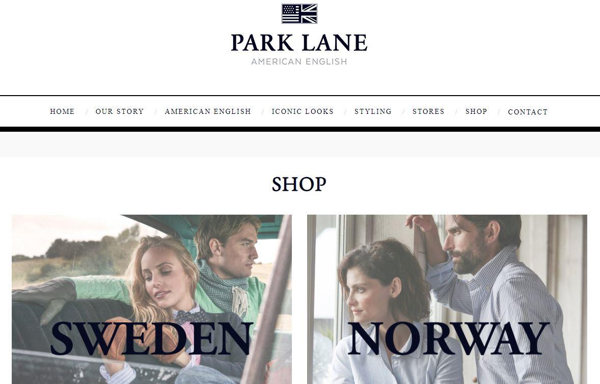 Egen e-handel räckte inte - Park Lane i konkurs