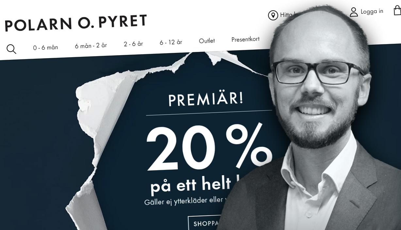 "Nya Polarn O. Pyret: ""En av Nordens snabbaste sajter"""