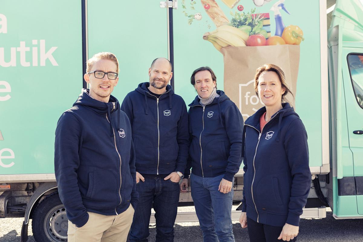 De ska göra mat på nätet lönsamt - tar lokal butik online