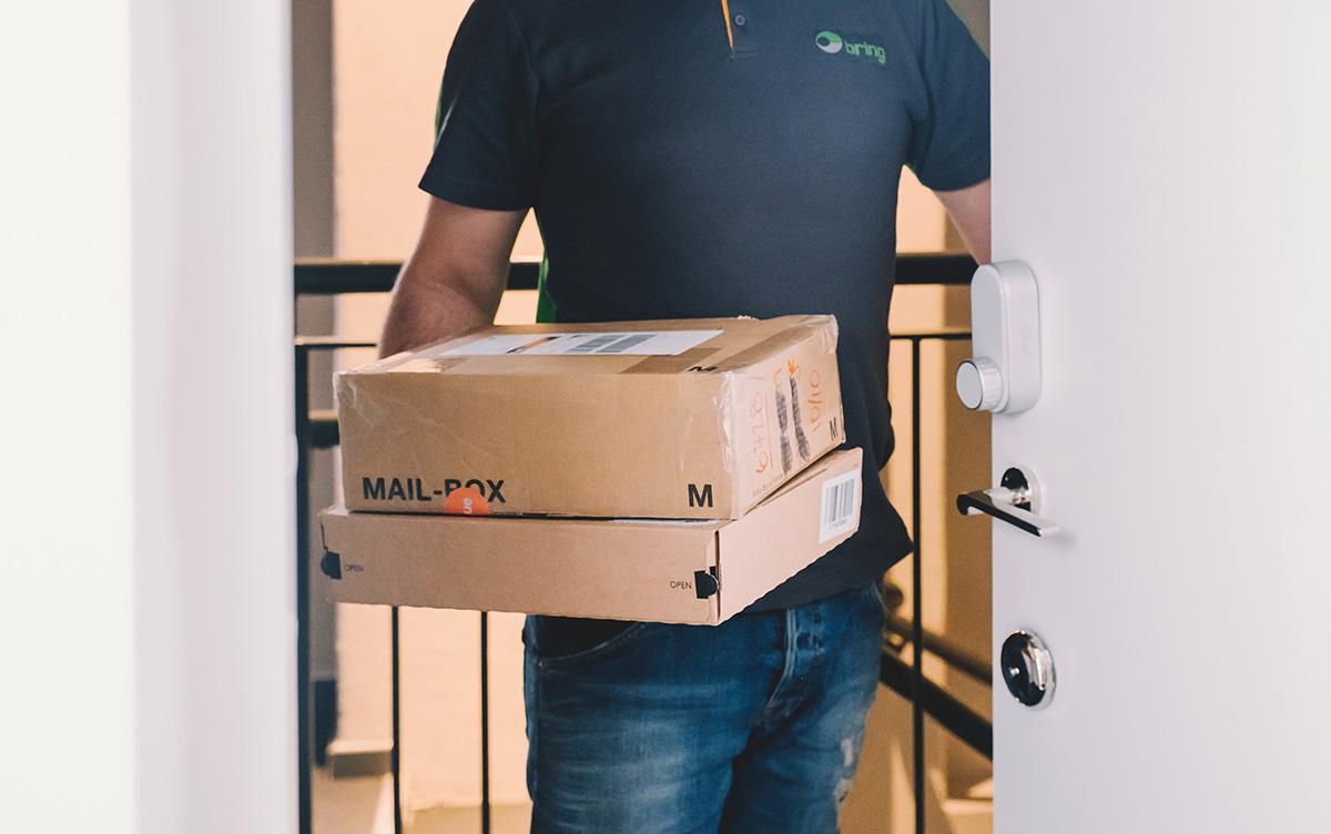 Glue ska lösa paketkaoset med ny leveranstjänst