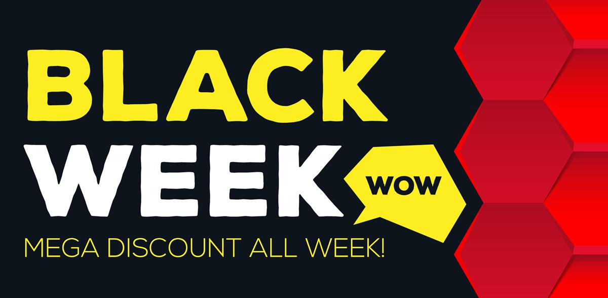 """Black Week krossar: """"En bra bit över prognosen"""""""