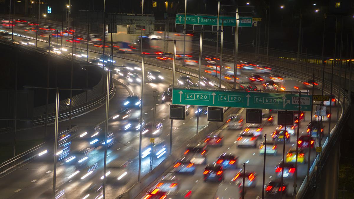 Ny rapport: E-handeln inte orsaken till städernas trafikkaos