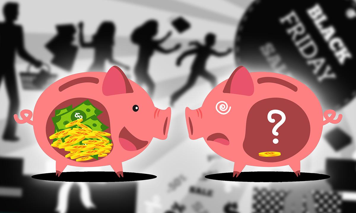 E-handlarna om lönsamheten under Black Friday