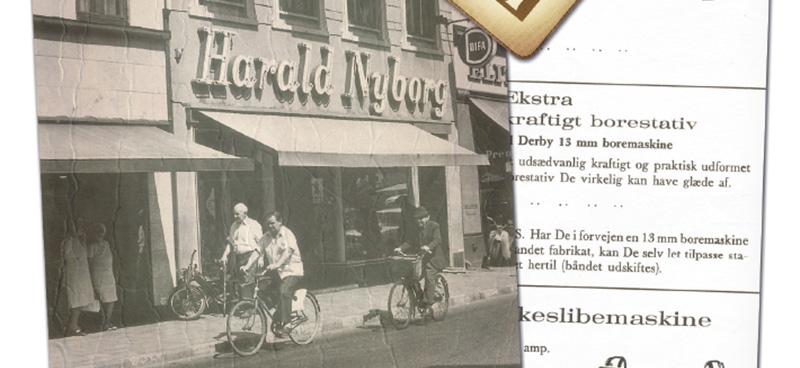 Harald Nyborg stänger ner sitt butiksnät - e-handeln består