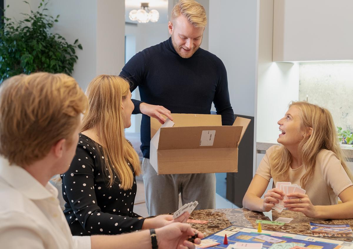 Budbee lanserar i Finland och Danmark - når 2,5 miljoner till