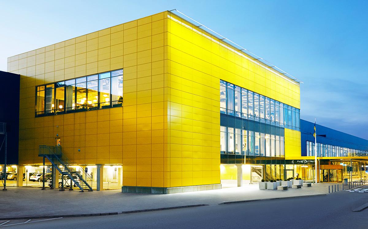 IKEA:s hemleveranser blir helt fossilfria i huvudstaden
