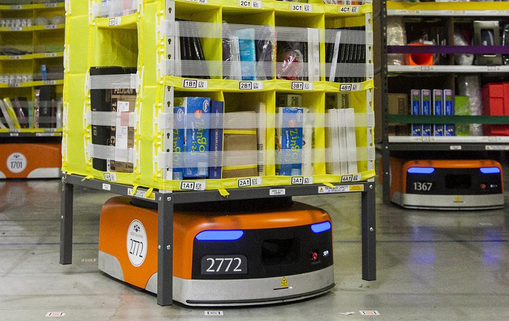 Robot ansvarig för att arbetarna fick åka till sjukhus