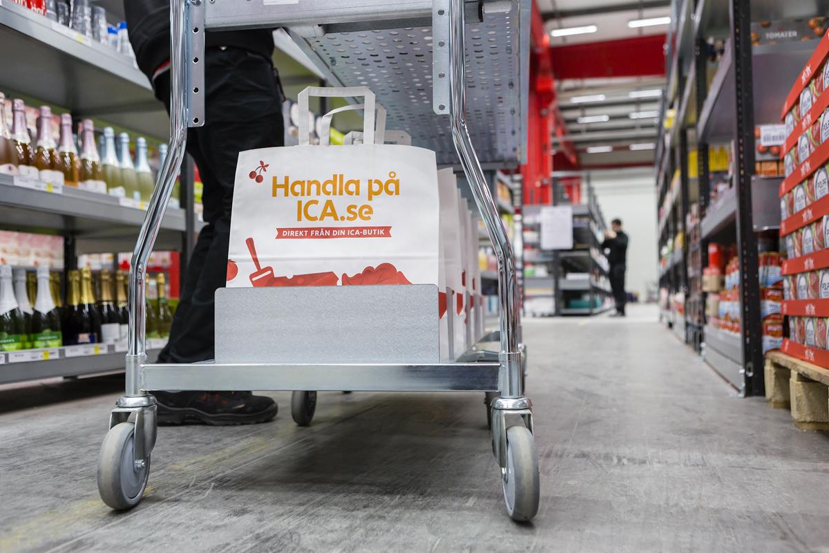 E-handeln högst på prio-listan när ICA slår fast 2019