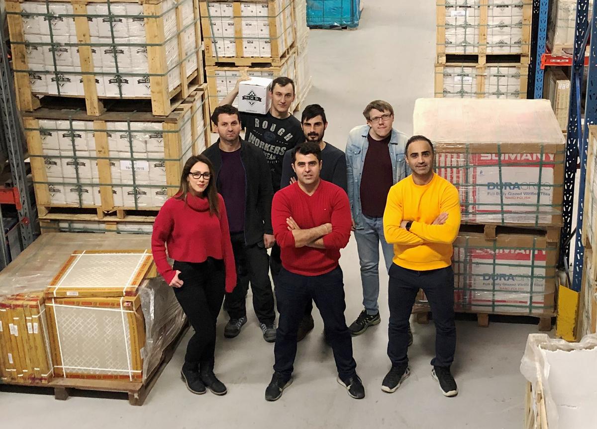 E-handlaren Tiles R Us når 20 miljoner efter fyra år