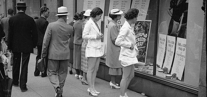 Fysiska butiker förvandlas till utställningshallar?