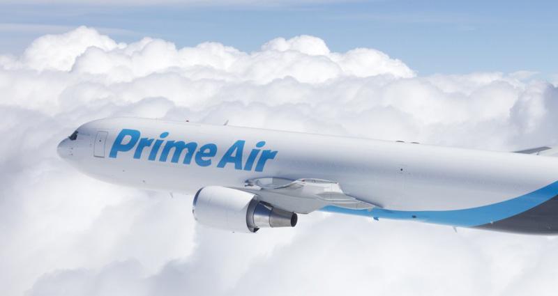 Amazons flygflottilj utökas med tio Boeing 767