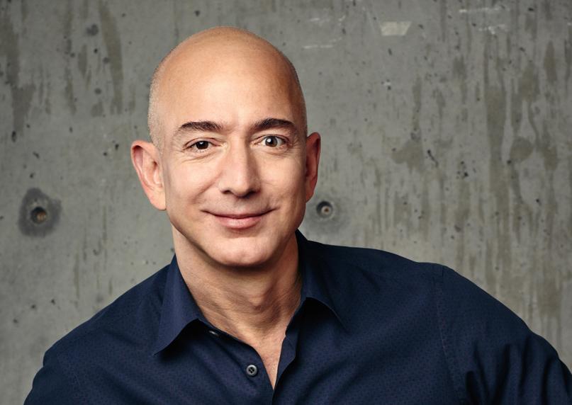 Jeff Bezos inbjuden att tala på nordisk e-handelskonferens