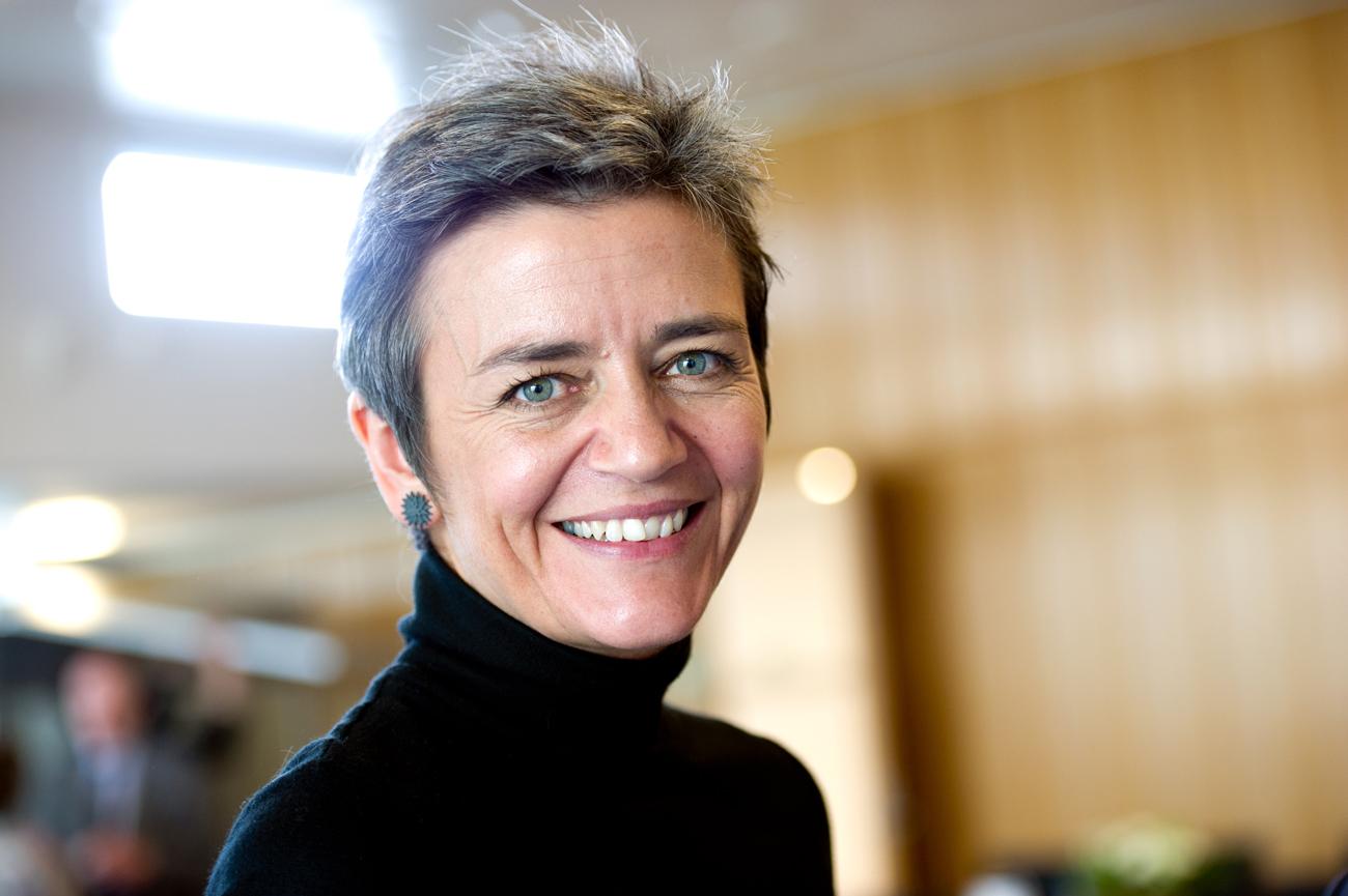 Amazon är nästa på Margrethe Vestagers lista