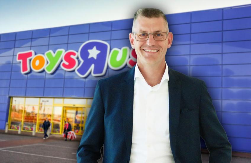 Toys R Us konkar i Norge - sista landet faller
