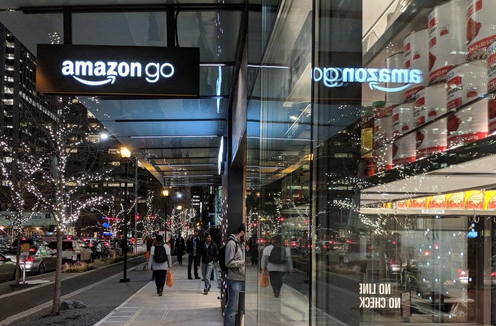 Ryktet återkommer - Amazon Go kommer till Storbritannien