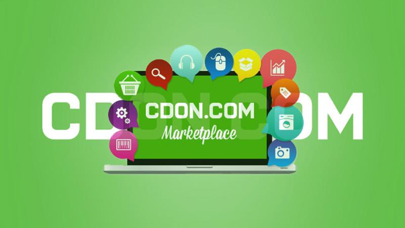 Marketplace bakom CDON:s förstaplacering