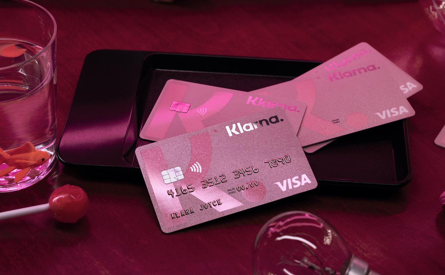 Klarna utfärdar över 50 000 bankkort på fem månader