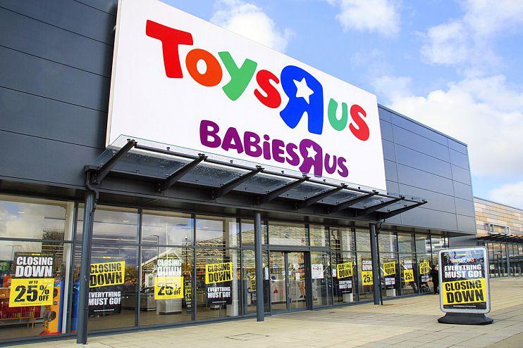 Ny e-handel och 70 butiker - Toys R Us blir Tru Kids