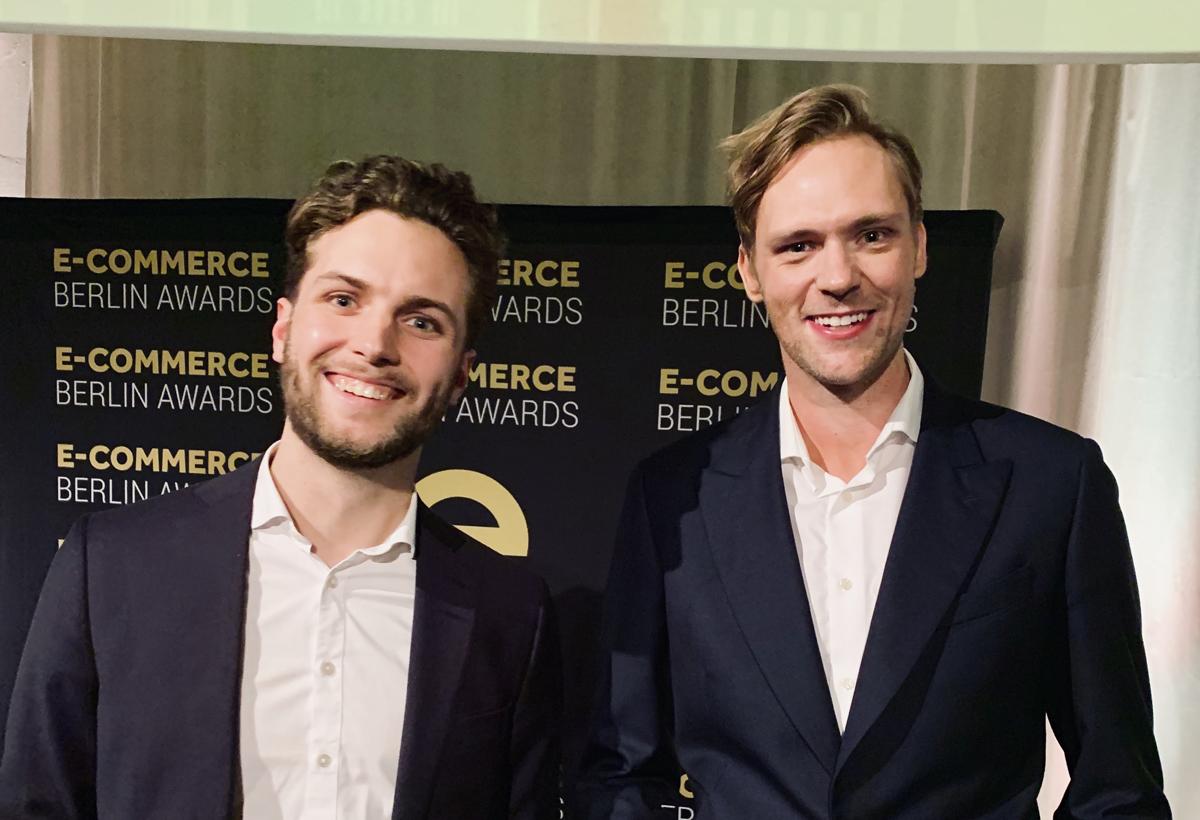 Svensk startup vann pris på e-handelsmässa i Tyskland