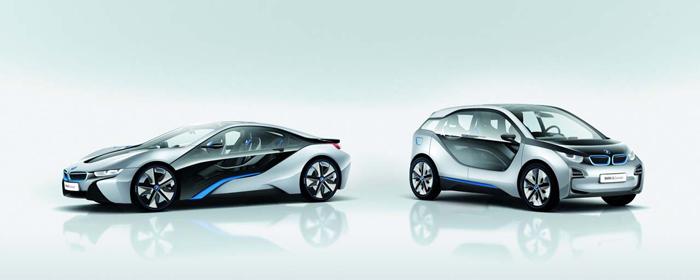BMW ska sälja elbilar på nätet